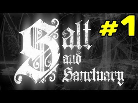 ДАРК СОУЛС 2D - Salt And Sanctuary | Прохождение за Паладина