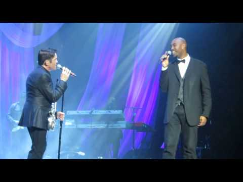 Dave Koz and Montell Jordan snippet of
