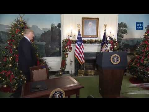 Les USA ont reconnu Jérusalem comme capitale d'Israël