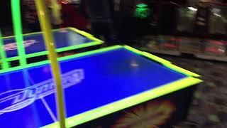cineplex toronto arcade section  2019