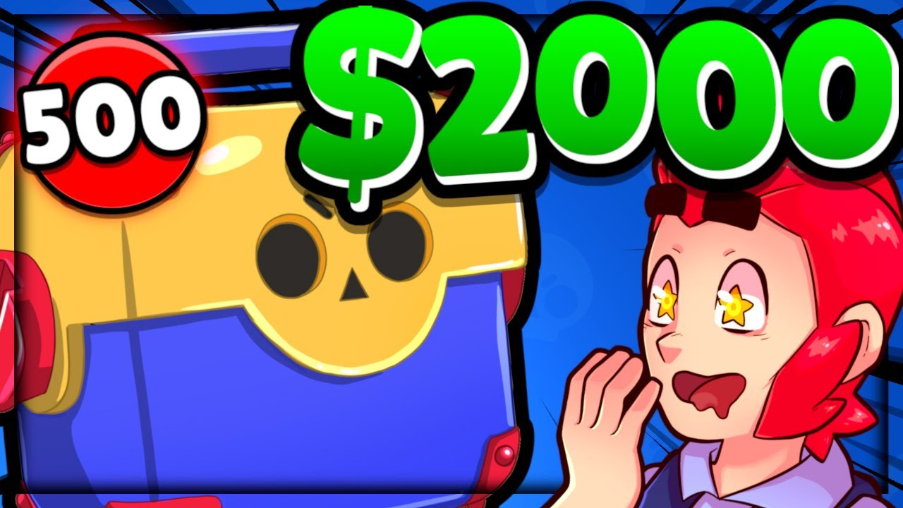 Download What $2000 Gets You in Brawl Stars...