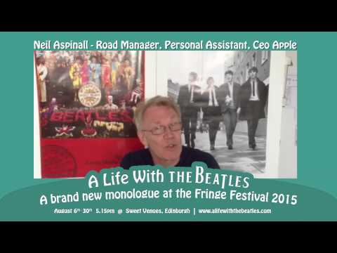 A Life With the Beatles with Ian Sexon