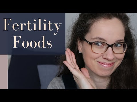 My 9 favorite fertility boosting foods