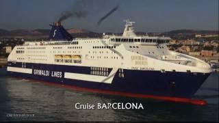 Cruise Barcelona - Grimaldi Lines - NetFerry.com