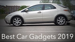 Best Car Gadgets and Accessories 2019