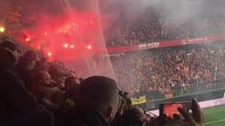 Valenciennes deplasmanında Lens tribünü!