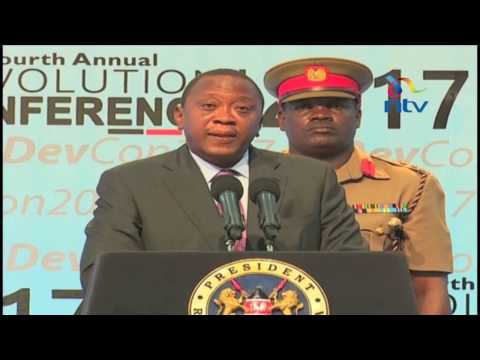 Anger in chief: President Kenyatta uses strong words in successive speeches
