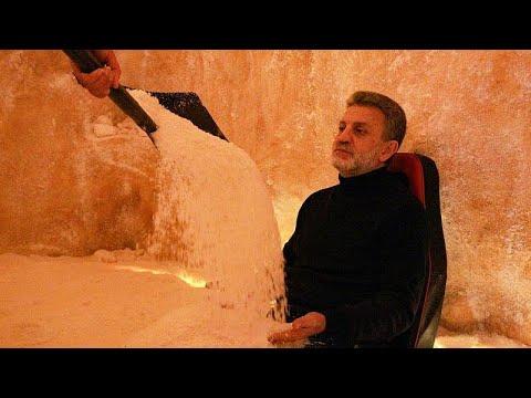 شاهد: -كهوف الملح- في بنغازي تفتح أبوابها للباحثين عن العلاج الطبيعي…  - نشر قبل 45 دقيقة
