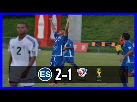El Salvador [2] vs Dominican Republic [1] FULL GAME+RADIO :10.7.2011:WCQ2014