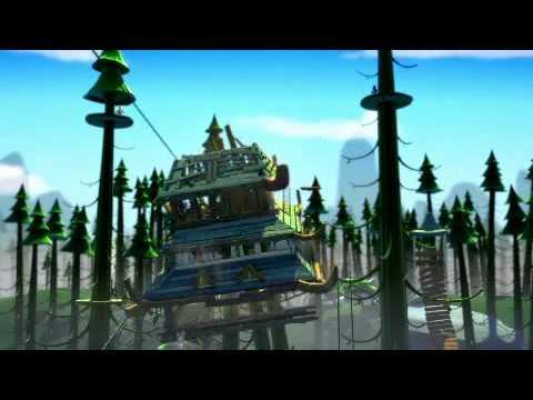 Lego Ninjago Rise of the Snakes Trailer - YouTube