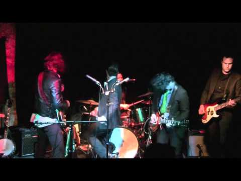 The Buddies - Live @ Bowery Electric, NYC, NY 1-6-12