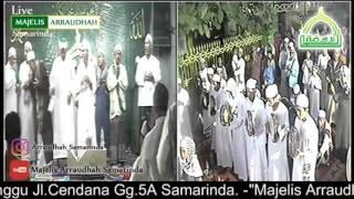 Qasidah Mahalul Qiyam - Majelis Arraudhah Samarinda