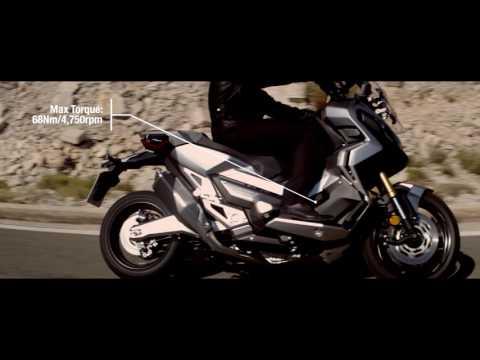 Honda XADV  - Groupe Cavallari
