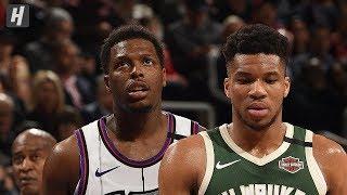 Milwaukee Bucks vs Toronto Raptors - Full Game Highlights   February 25, 2020   2019-20 NBA Season