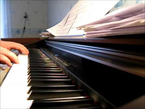 One To One - Giles Lamb (Piano Cover)