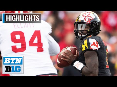 Highlights: Hoosiers Hold On vs. Terps | Indiana at Maryland | Oct. 19, 2019