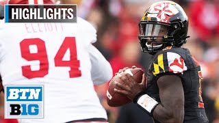 Highlights: Hoosiers Hold On Vs. Terps   Indiana At Maryland   Oct. 19, 2019