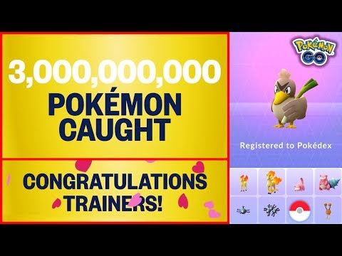 Download Youtube: MY FIRST FARFETCH'D CAUGHT IN POKEMON GO! + GLOBAL CATCH CHALLENGE COMPLETE! - POKEMON GO!