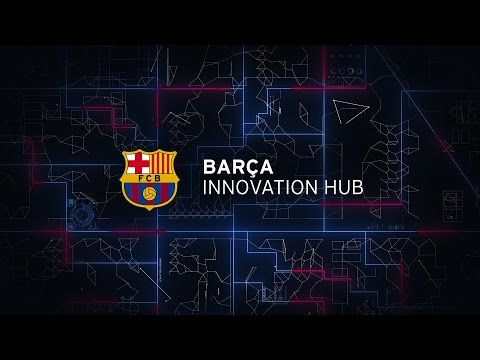 Presentació del Barça Innovation Hub [CAT]