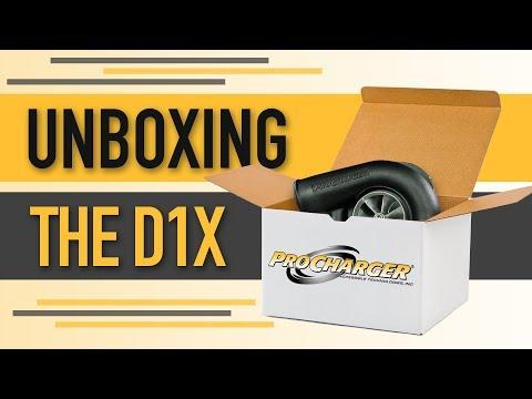 Procharger D1X Kit for C6 Corvette: Unboxing Video - YouTube