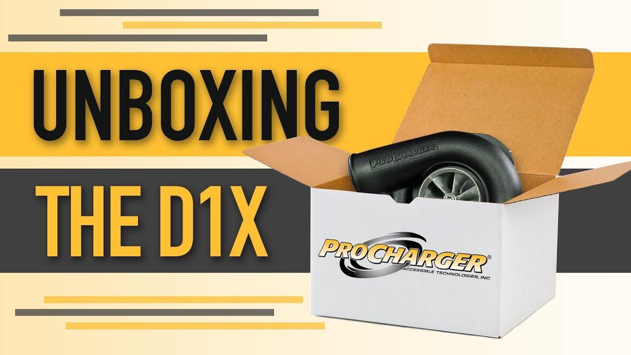 Procharger D1X Kit for C6 Corvette: Unboxing Video