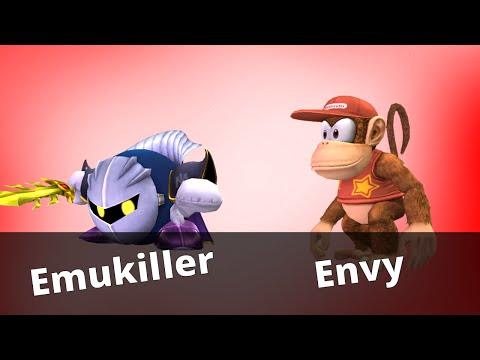 WTT2 - Emukiller (Meta Knight) vs Envy (Diddy) - Winners Finals - Project M