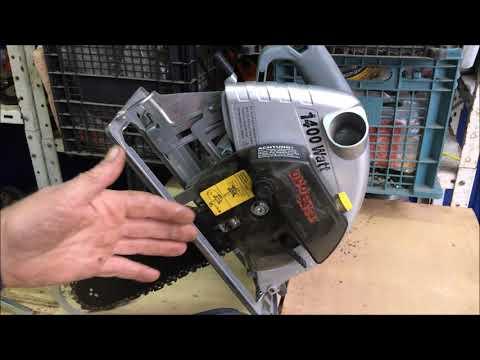 KRESS-1400 HKS Мульти-инструмент которым можно не только пилить но и пилять!)