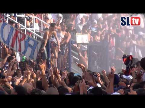 Fiesta de locos - San Lorenzo TV 2013