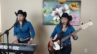 Ya lo se - Saludos para Vaquerita Lopez y Mariposita De Jimenez | Vero y Sol