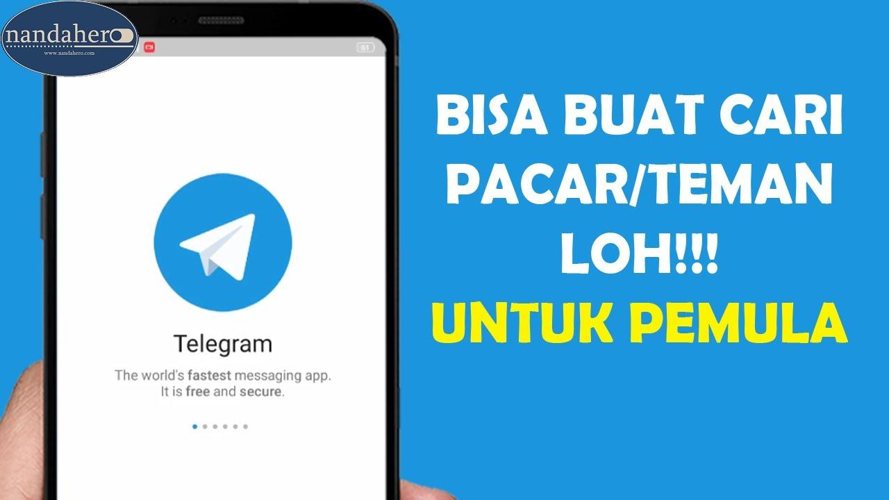 Cara Menggunakan Telegram Bagi Pemula Youtube