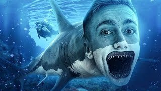 SHARK KILLING BOT!!