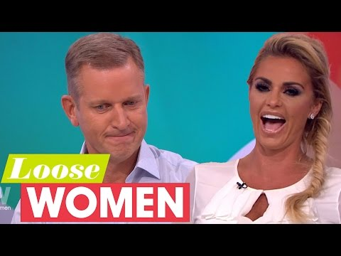 Jeremy Kyle Quizzed By Katie Price About His Sex Life! | Loose Women