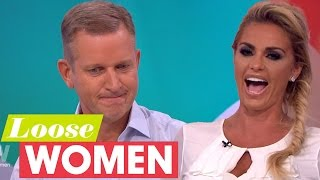 Jeremy Kyle Quizzed By Katie Price About His Sex Life!   Loose Women