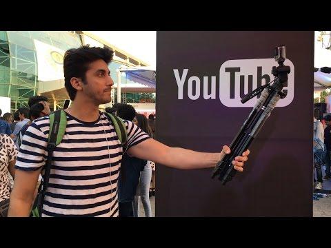 YouTube FanFest 2016 Mumbai | India