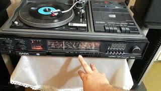 Saba Ultra HiFi Center 1100 Pikaplı Müzik Seti