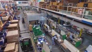 แหล่งกำเนิดแอร์ทาซากิ | Tasaki Factory Trailer