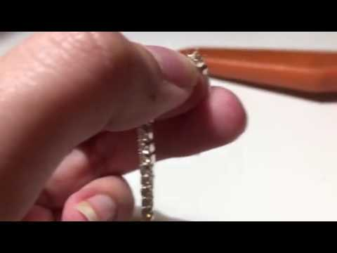 How to replace missing rhinestone