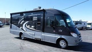 2014 Winnebago Via 25P Walk-around by Motor Sportsland