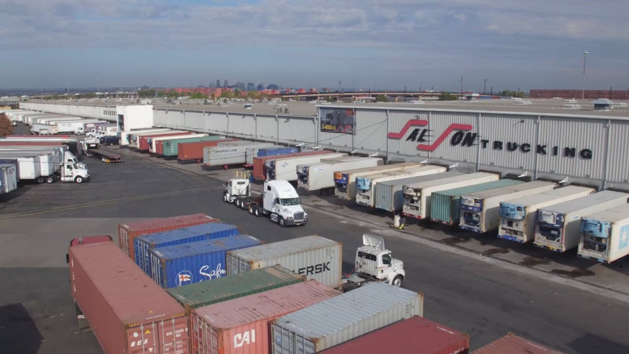 Transloading Services | Container Freight Station | SalSon