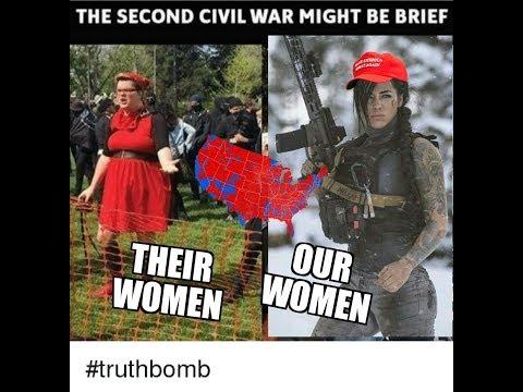 2nd Civil War No Longer A Fringe Concept !!!