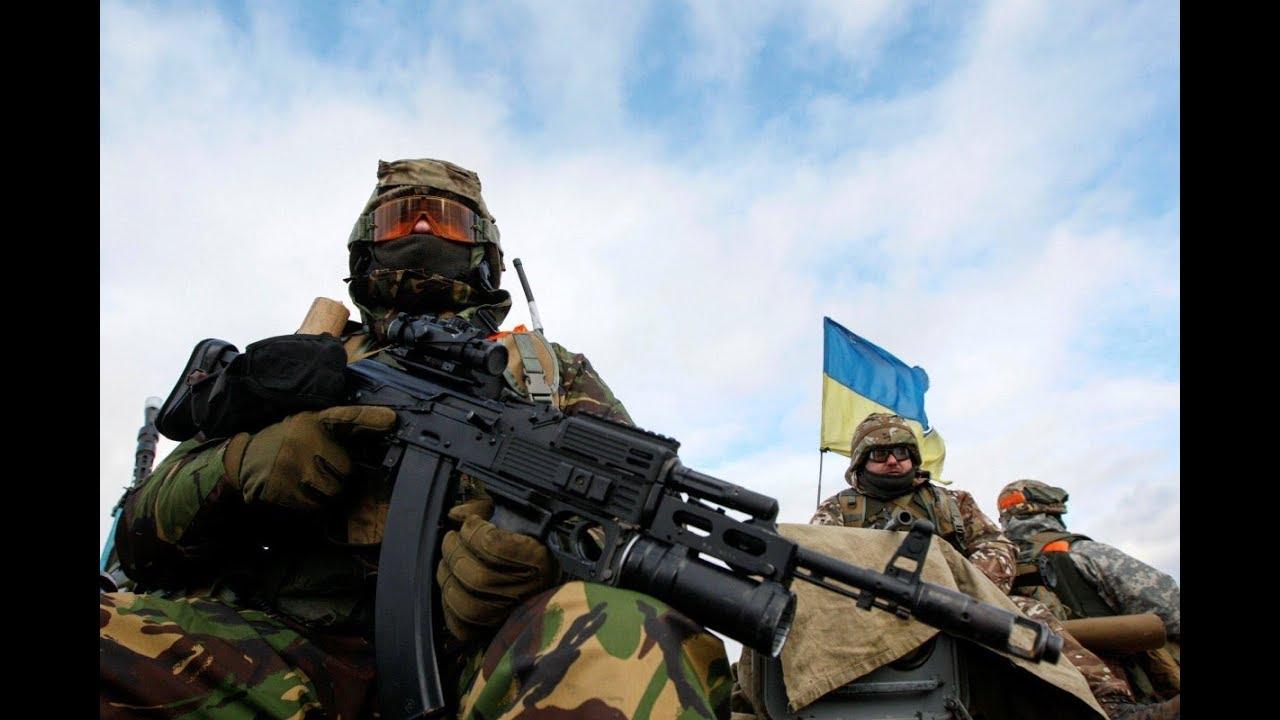 Aisl Shooting ukrainian special forces
