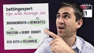 Finding Value Everywhere?! Ft. 10 Tips For Tonight... On Bettingexpert