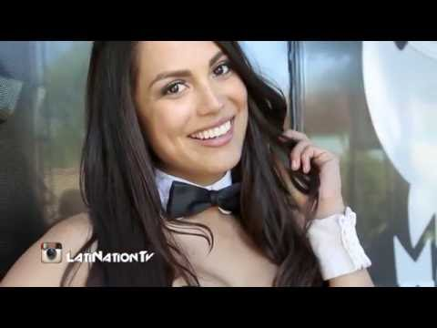 Raquel Pomplun  First Mexican Playboy Playmate of the Year  LatiNation