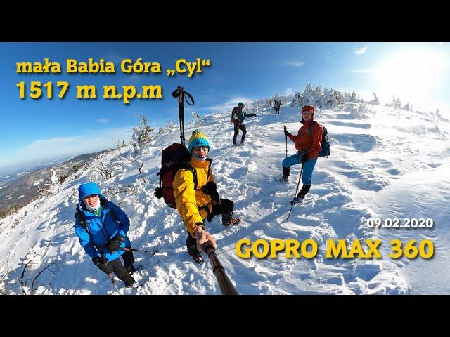 Wejście w inny świat... // #GOPRO MAX 360 Camera