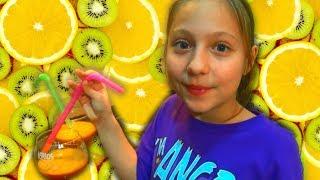 Видео для детей Кухня Дети готовят Детский рецепт