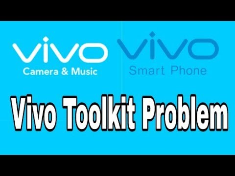 vivo mobile sim toolkit | vivo phone error in application | Sim Problem