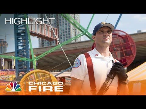 Ferris Wheel Rescue - Chicago Fire (Episode Highlight)