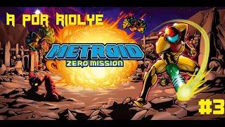 A por Ridley /metroid zero mission cap:3