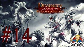 Divinity Original Sin Enhanced Edition - Gameplay ITA - Walkthrough #14 - Scorta armata