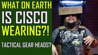 BALL ON A BUDGET! Tactical Gear Heads - Airsoft GI